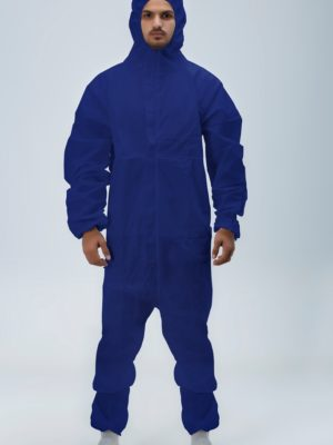 Medical Blue coveralls Epitex UK